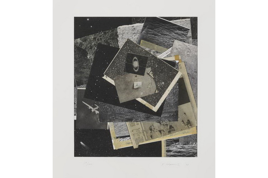 Vija Celmins - Untitled