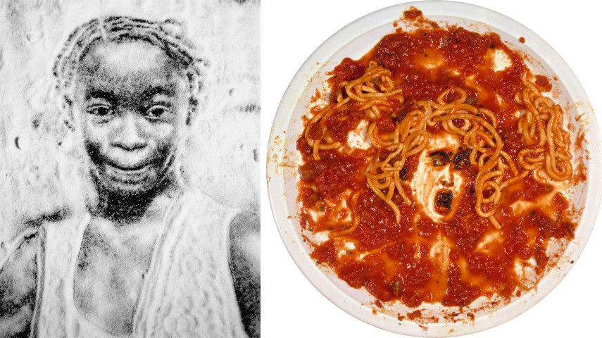 Valentine, The Fastest, from the series Sugar Children, 1996 / Medusa Marinara, from the series After Warhol, 1997