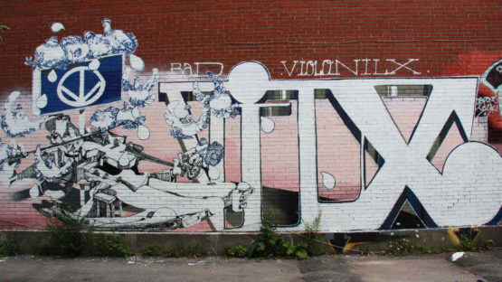 Vilx - street art - photo via wall2wallmtl com