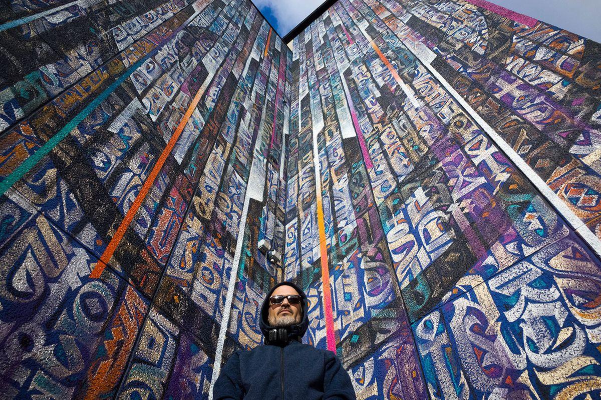 Vincent Abadie Hafez at David Bloch Gallery in Marrakech