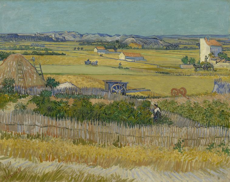 Vincent van Gogh - Arles, June 1888