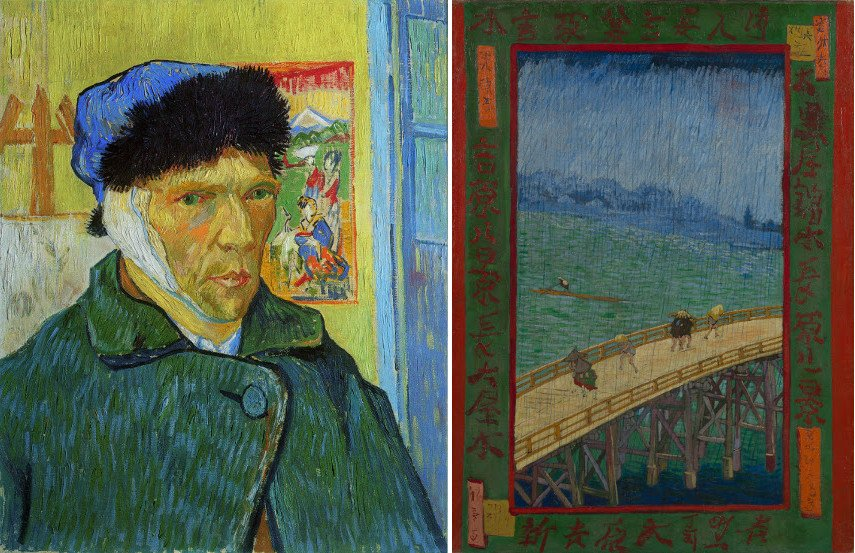 Van Gogh's Intense Relationship with Japan