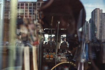 Vivian Maier - Self-portrait, Chicago, February 1976