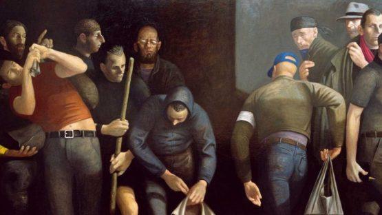 Volker Stelzmann - Die Gallerie - Image via galleryintell