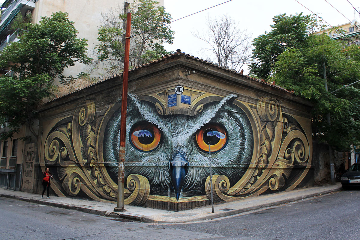 Most beautiful murals of the year 2016 widewalls check out the best images of stunning wall murals creatives make with paint in germany france amipublicfo Image collections