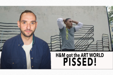 H&M Have the Art World Pissed!