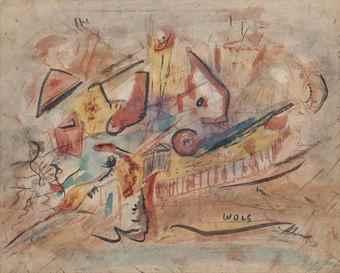 Wols-Le Placard-1937