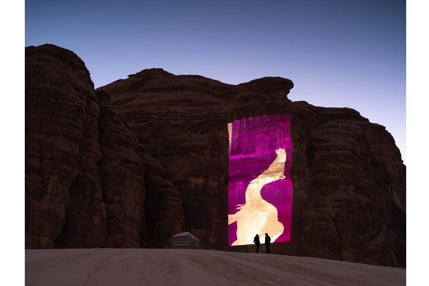 Wael Shawky - Dictums: Manqia II, Desert X AlUla