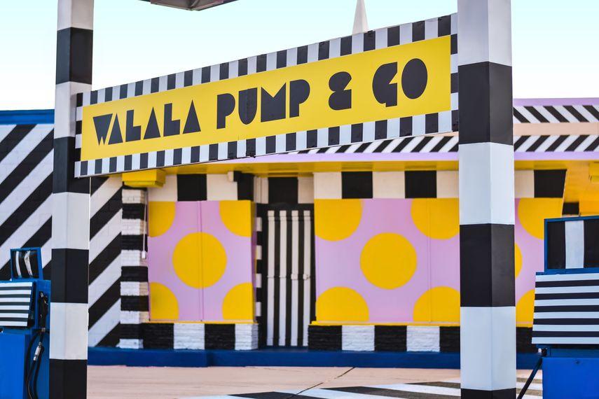 Walala Pump & Go