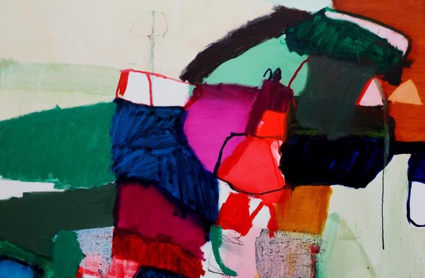 Waldemar Kolbusz - Flit (detail), 2014