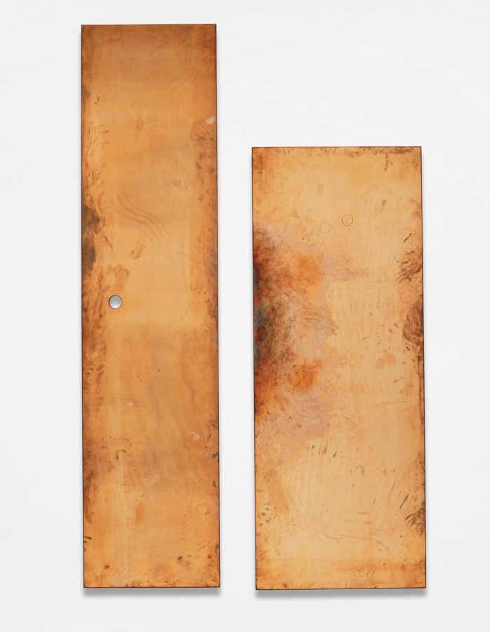 Walead Beshty-Copper Surrogate-2011