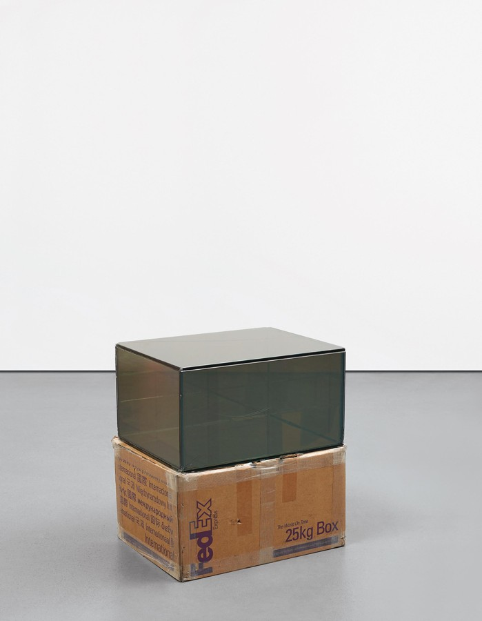 Walead Beshty-Fedex 25 kg Box, 2006 FedEx 149802 REV 9/06 MP-2006