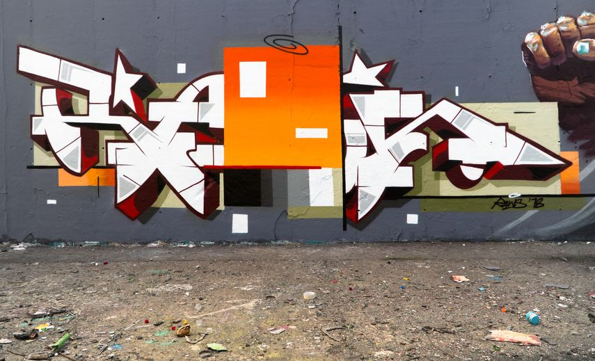 Wall by RAWS
