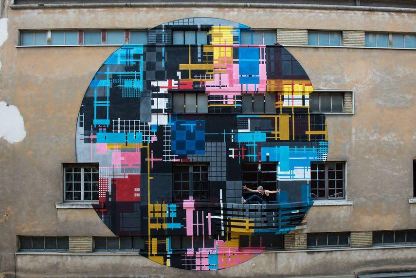 Wall by ZEDZ.