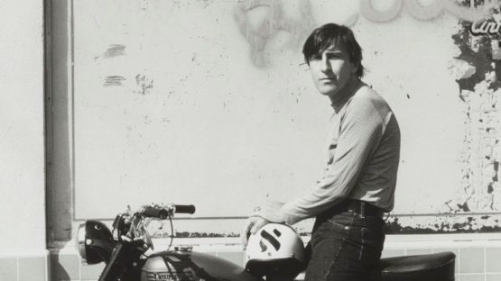 Wallace Berman – Photo of the artist, 1964 – Image via Dennis Hopper