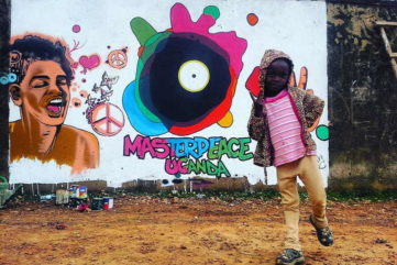 Street Art for Social Change - Painting 100 Walls in 40 Countries to Promote Unity!