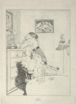Walter Richard Sickert-Ennui-1914