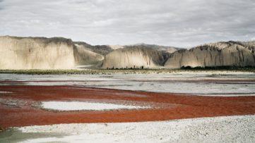 Wang Qing - Rainy season rivers in the Pamir Plateau, Southern Xinjiang, 2017