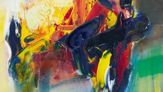 Wang Yan Cheng - L'éclaircie, 2004 detail