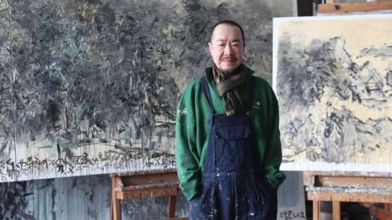 Wang Yigang - Photo of the artist - Image via sherricornett