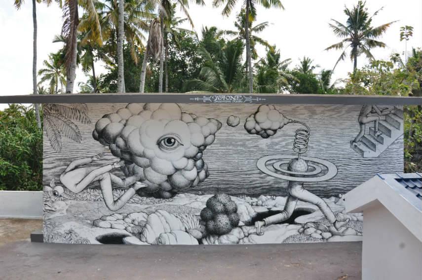Interesni Kazki - Matter - Changing States, Kerala, India, 2016 new work time public festival place world gallery aec