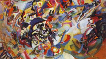 Wassily Kandinski – Composition VII, 1913