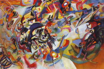 The Story Behind Kandinsky's Composition VII