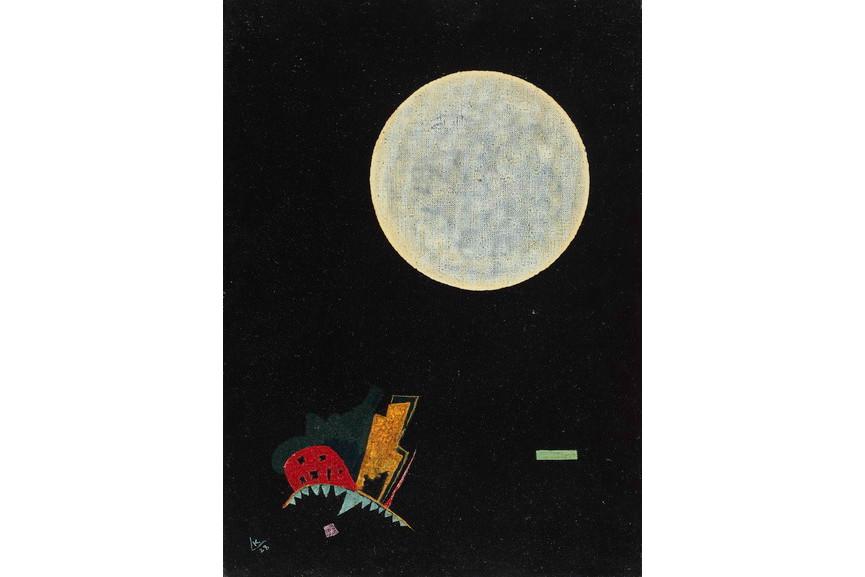 Wassily Kandinsky - Ein Kreis