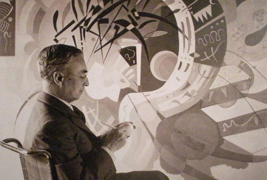 kandinsky improvisation in white 1911 1913 1916