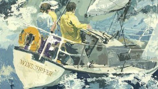 Wayland Moore - Windsurfer