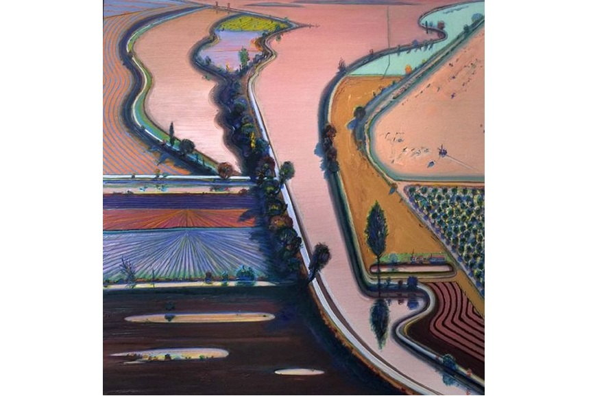 Wayne Thiebaud Levee Farms