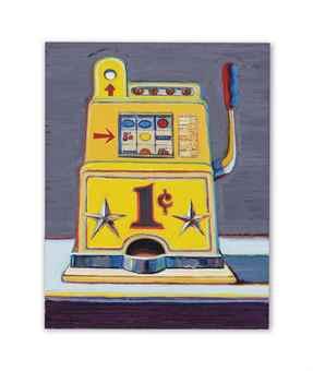 Wayne Thiebaud-Penny Slot-2009
