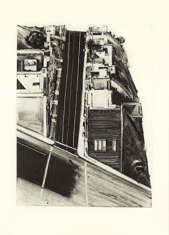 Wayne Thiebaud-Ripley Ridge-1977