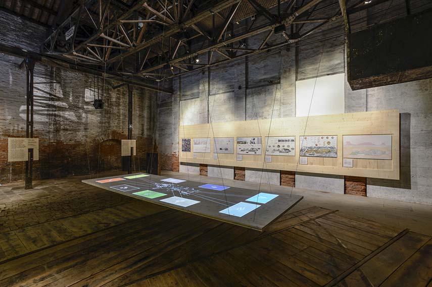 Cecilia Alemani space exhibitions high line york frieze public