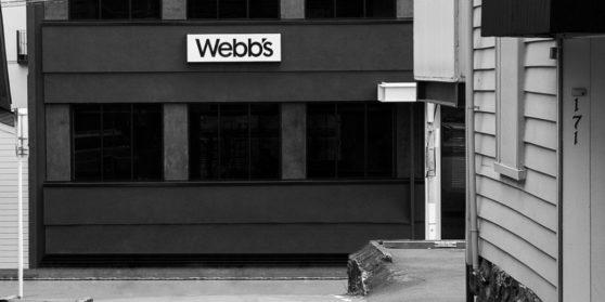 Webb's Auckland