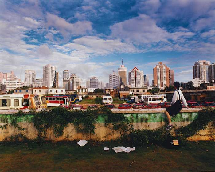 Weng Fen-On the Wall: Haikou No. 2-2001
