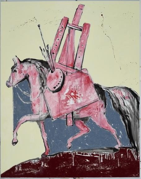Ein geschundener Gaul [A Flogged Horse] (2016)