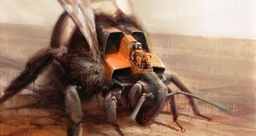 Wes21 - Bumblebee III, 2015