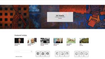 Widewalls Marketplace - online art gallery, buy art online, artwork for sale