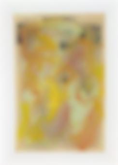 Willem de Kooning-Untitled-1973