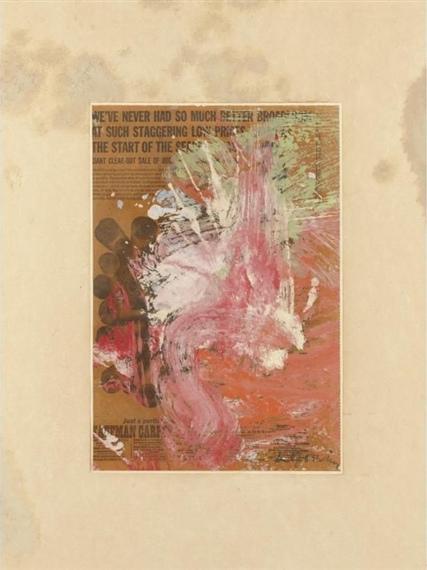 Willem de Kooning-Better Broadloom-1965