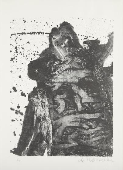 Willem de Kooning-Big-1971
