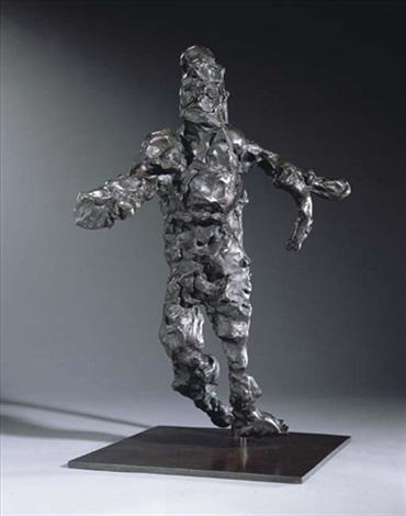Willem de Kooning-Floating Figure-1972