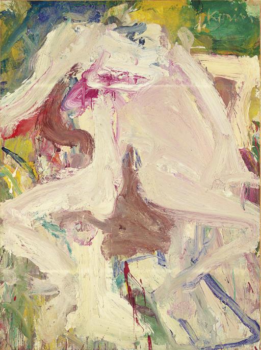Willem de Kooning-Man-1967