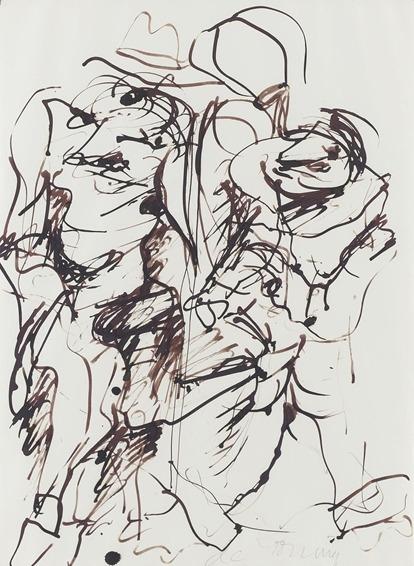 Willem de Kooning-Spoleto-1970