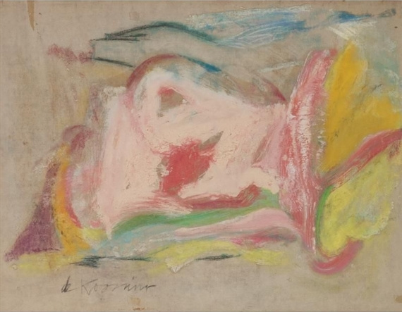 Willem de Kooning-Springs Hollow-1965