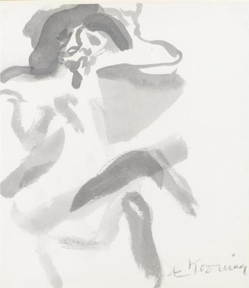 Willem de Kooning-Tokyo-