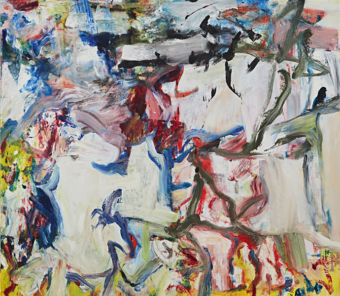 Willem de Kooning - UNTITLED XXII, 1977