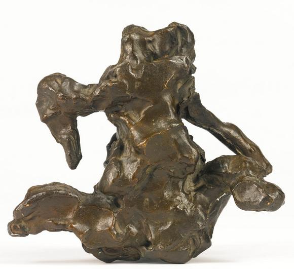 Willem de Kooning-Untitled #1-1969