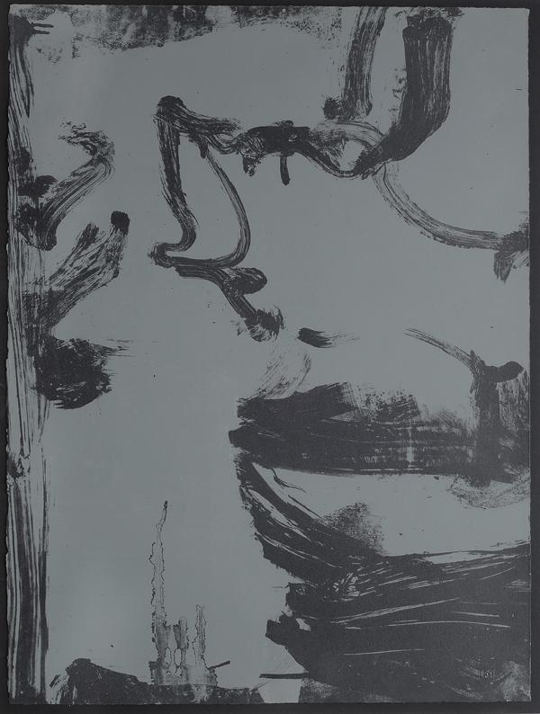 Willem de Kooning-Untitled-1966